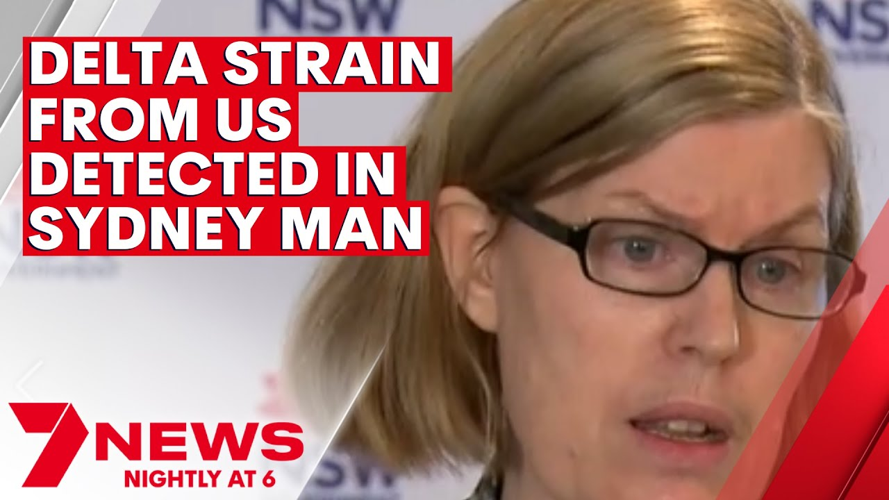 Sydney coronavirus cases update by NSW Chief Health Officer Dr Kerry Chant | 7NEWS