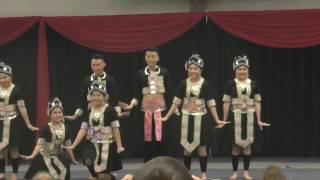Merced Hmong New Year 2017: Group9: Tub Nyiaj Ntxhais Kub