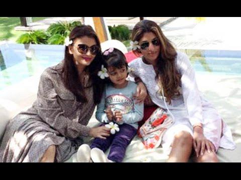 Aishwarya, Aaradhya, & Shweta's Maldives picture goes Viral | Abhishek, Amitabh, Jaya
