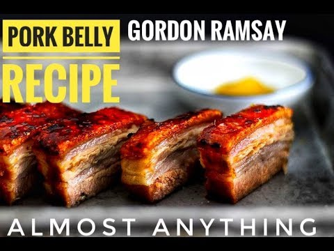 youtube how to cook pork belly on grill