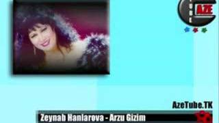Zeynap Hanlarova - Arzu Gizim