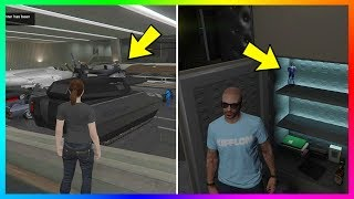 20 THINGS YOU PROBABLY DON'T KNOW ABOUT THE AFTER HOURS DLC IN GTA ONLINE!