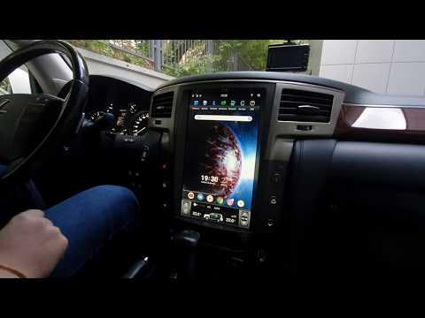 Tesla Style Lexus LX570 отзыв покупателя Bumm-Shop.ru