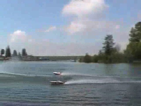 NW RC Offshore Championship video 2008