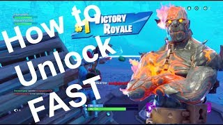 How to Unlock the Prisoner Skin FAST in Fortnite Season 7 | How to Complete the Snowfall Challenges