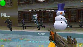 Counter-Strike: Zombie Escape Mod -  ze_freezy_xmas_b2