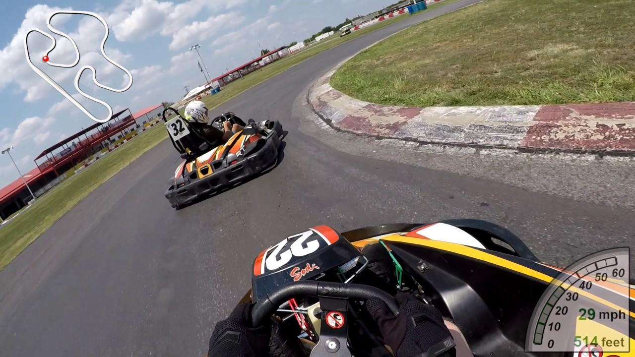 Dallas Karting Complex >> Dallas Karting Complex 60 mph Adult Karts 8/5/2017 #42 ...