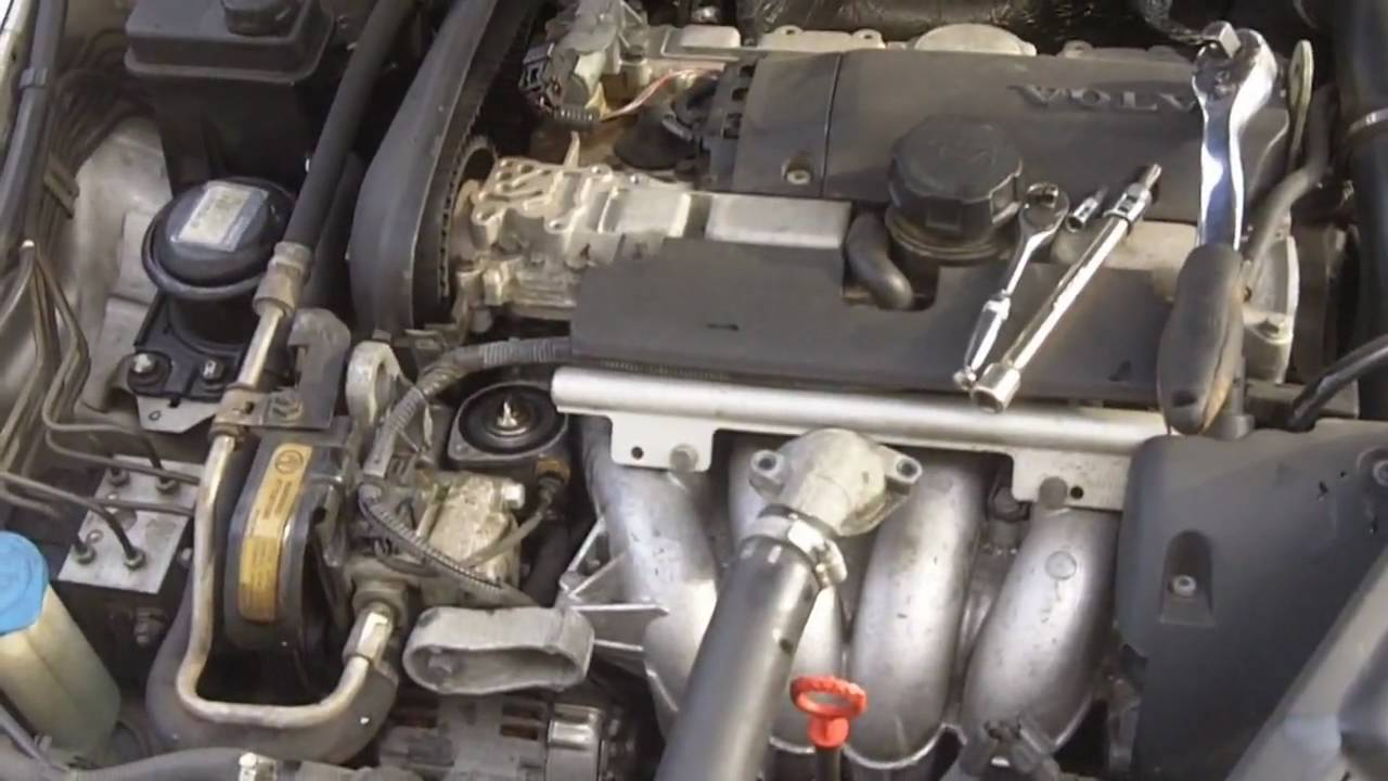 Cilinder Vervangen Mg52 - Volvo S40 Thermostat Replacement - Youtube