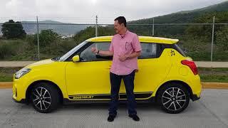 Suzuki Swift Sport 2019. Detalles que lo hacen aún más divertido.