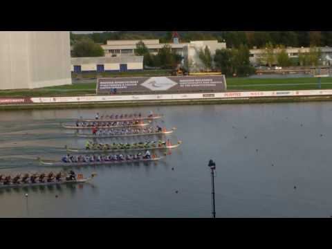 2016 ICF World Championships Dragon Boat Moscow 2016 - semifinal 20 seater Senior Men 200 mt