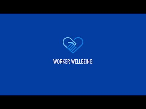 Worker Wellbeing, Sustainable Living Environments