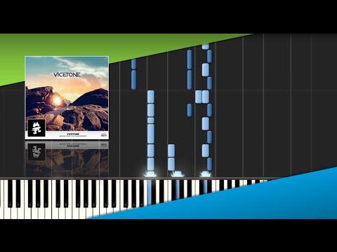 Nevada | Vicetone Ft. Cozi Zuehlsdorff | Synthesia [Piano]