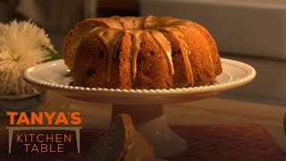 Chef Tanya's Apple Bundt Cake Recipe | Tanya's Kitchen Table | Oprah Winfrey Network