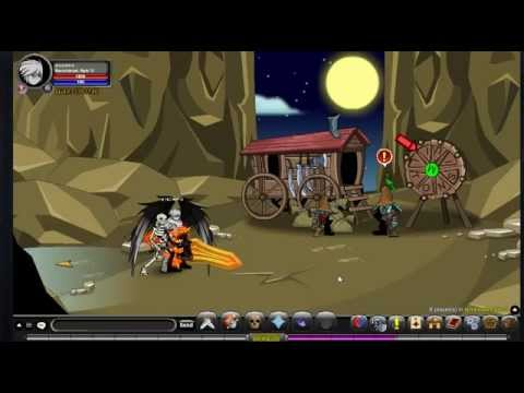 Aqw Supplies To Spin The Wheel Of Chance Youtube