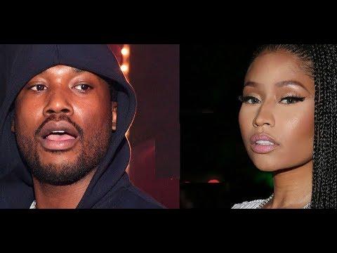 Meek Mill REACTED to Nicki Minaj New Boyfriend Way Before We Did He Knew THE Secret 'Almost Slipped'