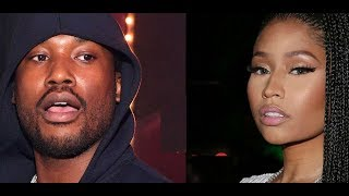 Meek Mill REACTED to Nicki Minaj New Boyfriend Way Before We Did He Knew THE Secret 'Almost Slipped'