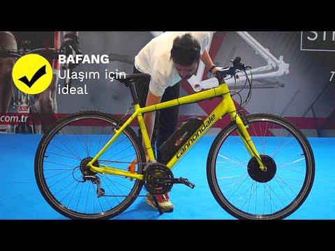 Unibike Expo 2019 -  Elektrikli Bisiklet İzlenimleri