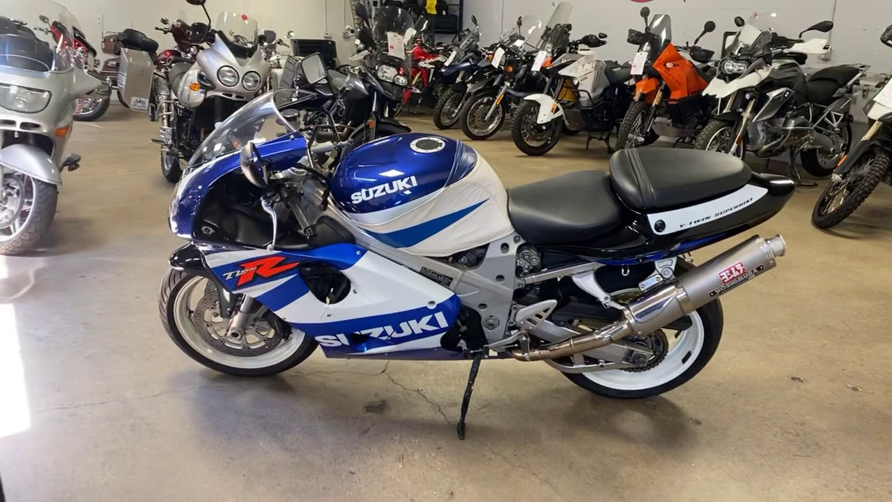 2002 Suzuki TL1000R Superbike sport bike for Sale in
