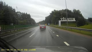 Литва. Вильнюс. Нетуристический маршрут/  Lithuania. Vilnius. Non-touristic route