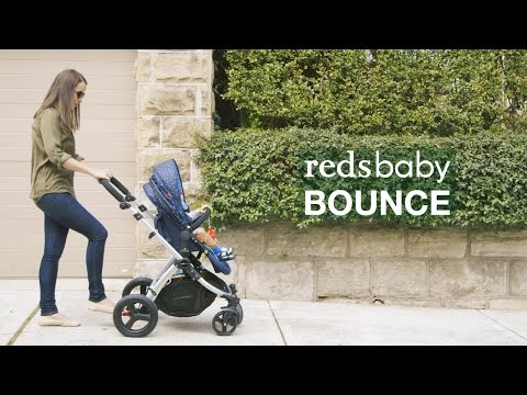 Redsbaby BOUNCE 2016 Model - Your Favourite All-In-One Pram