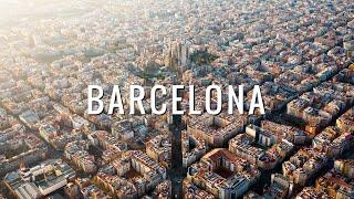BARCELONA // Cinematic Travel Video