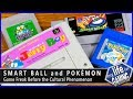 Smart Ball and Pokémon - Game Freak Before the Cultural Phenomenon / MY LIFE IN GAMING