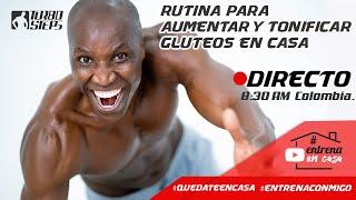 RUTINA GAP PARA AUMENTAR GLUTEO Y SACAR CADERA