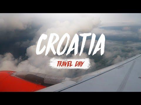 Croatia | Travel Day (Vlog)