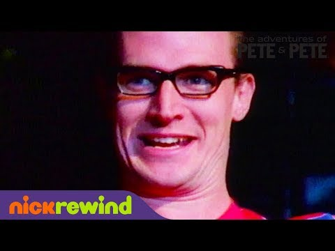 Artie, The Strongest Man in the World  PeteAndPeteTakeover  NickSplat
