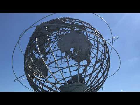 World's Largest Steel Globe The Unisphere