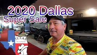New Rvs For Sale In Dallas 2020 Dallas RV Show