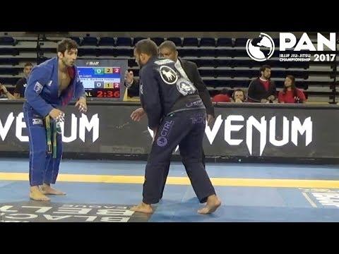 Lucas Lepri vs Marcio Andre / Pan Championship 2017