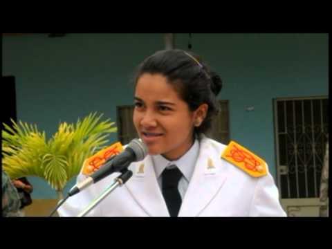 GESTION MUNICIPAL HOMENAJE AL CAP CESAR EDMUNDO CH...