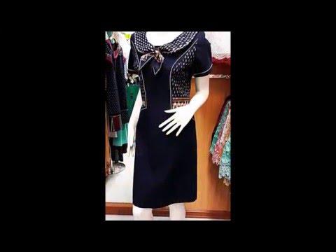 Chantubtim TV ตอน ร้าน ลูกไม้ไทย แบบ เสื้อ เดรส ผ้าไทย EP 21