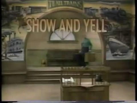 Shining Time Station: Show and Yell (S1E5)