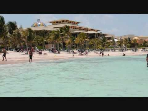 Barcelo Maya Beach Resort Maya Palace Hotel Youtube