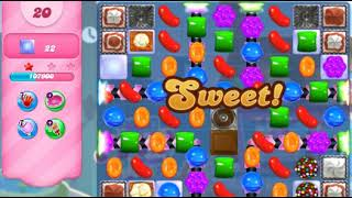 Candy Crush-Level 1256
