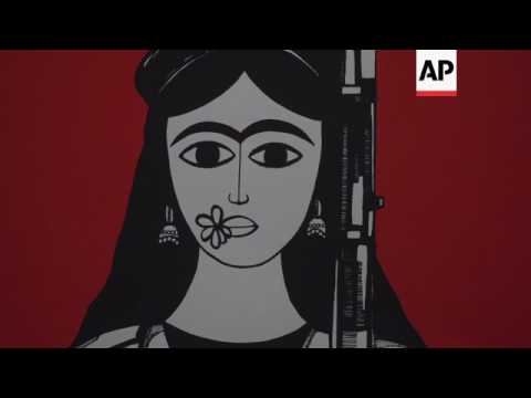 Palestinian narrative reimagined by young artists