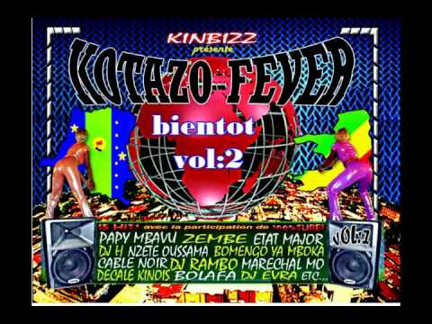 """BOMENGO YA MBOKA """"sans Charge""""  Extrait Compilation""""KOTAZO FEVER"""""""