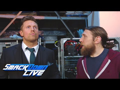 Daniel Bryan makes his first Survivor Series team pick: SmackDown LIVE, Nov. 6, 2018
