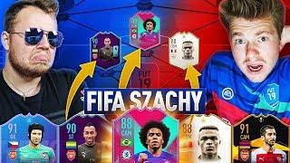 To był zły pomysł... FIFA SZACHY Z KOZĄ! | FIFA 19
