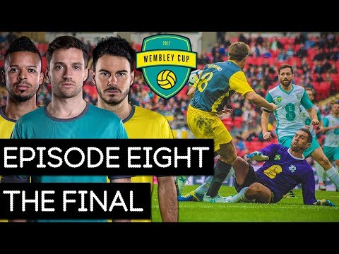 THE FINAL! - WEMBLEY CUP 2017 #8 - HASHTAG UNITED vs TEKKERS TOWN