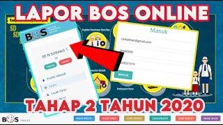 Solusi Gagal Lapor Bos Online Lapor Bos Online Tahap 2 Youtube