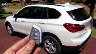 Key Controls, BMW X1
