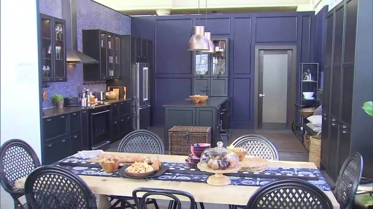 Scott McGillivrayu0027s Ikea Kitchen Showroom