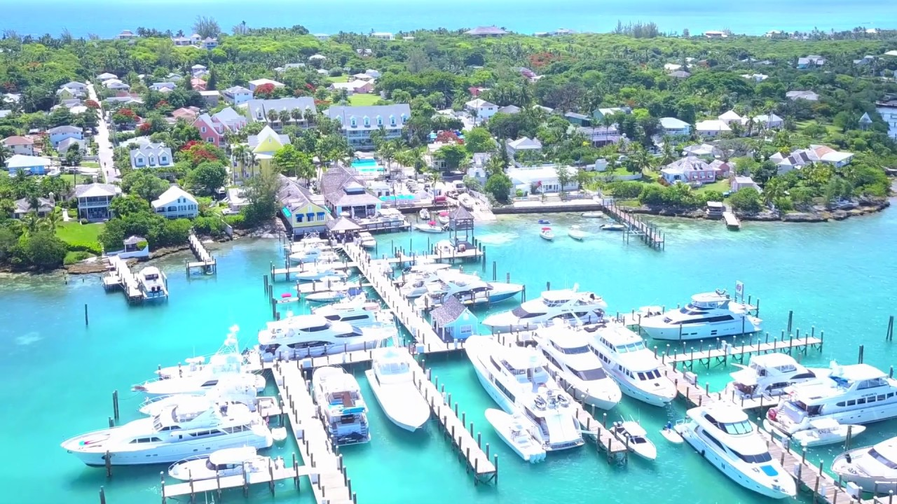 Valentines Resort And Marina Harbour Island Bahamas