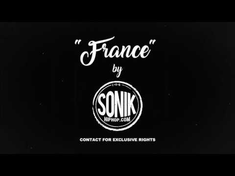 """France"" 2017 Hip Hop Rap Beat Instrumental [SonikHipHop.com]"