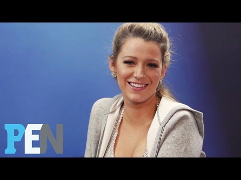 Blake Lively Remembers The Night Ryan Reynolds Fell For Her  PEN  Entertainment Weekly