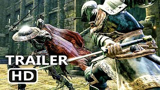 PS4 - Dark Souls Remastered: Final Gameplay Trailer (2018)