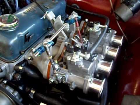 solex motor tuning